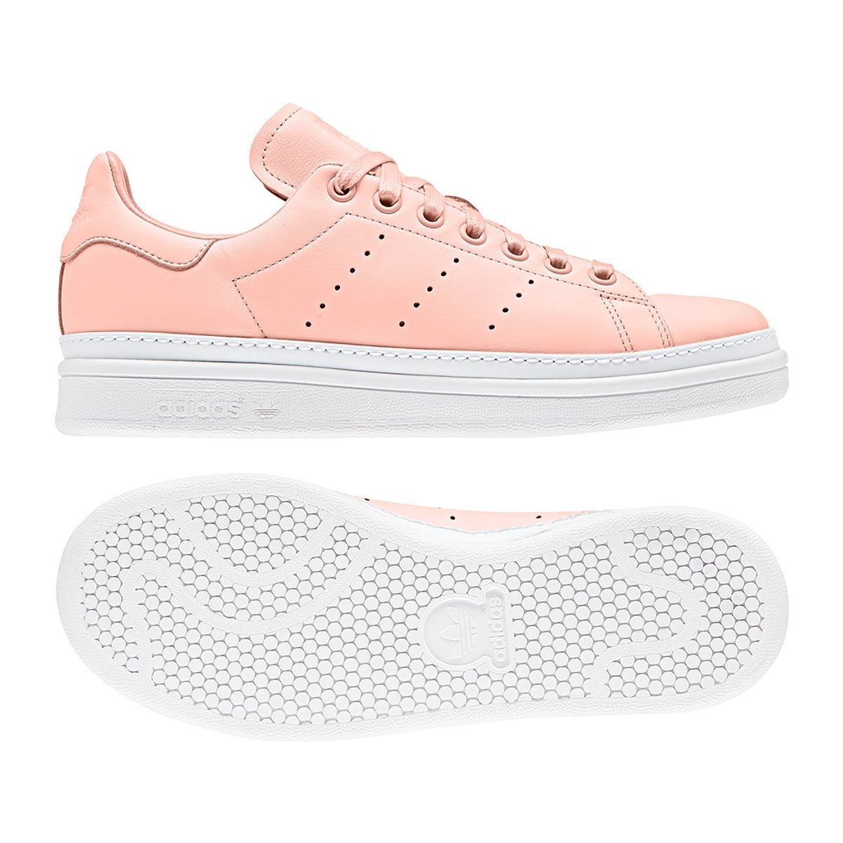 adidas stan smith naranja