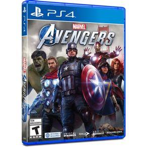 AVENGERS-PS4