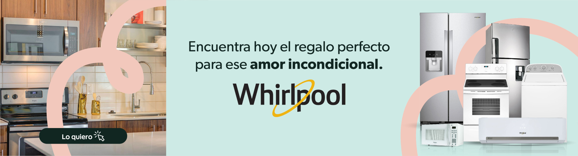 Banner Web Whirlpool Mamá al 9-5