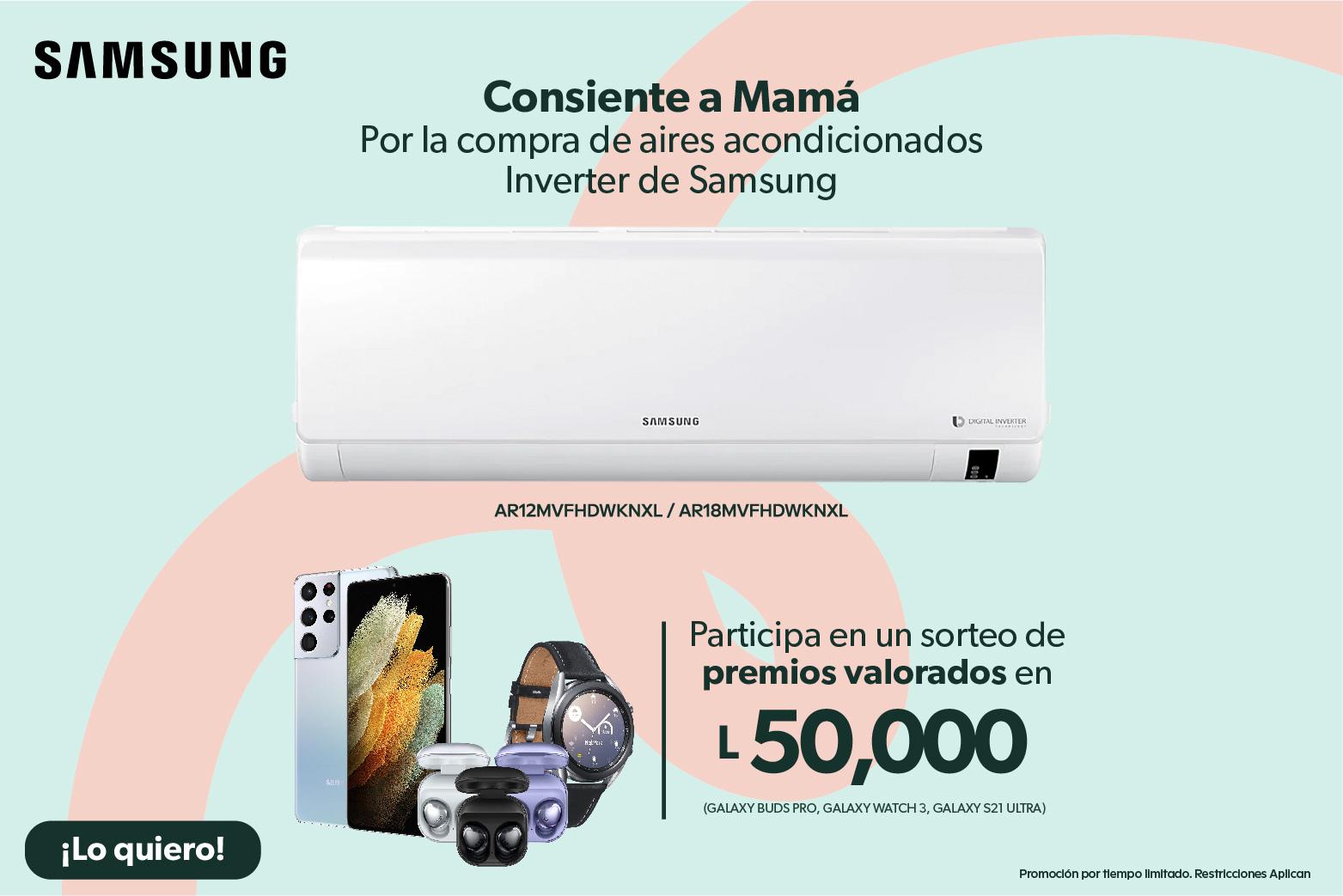 Banner Mobile Samsung Aire Mama al 9-5