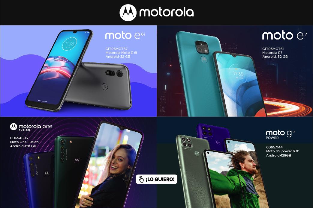 Banner Mobile Motorola