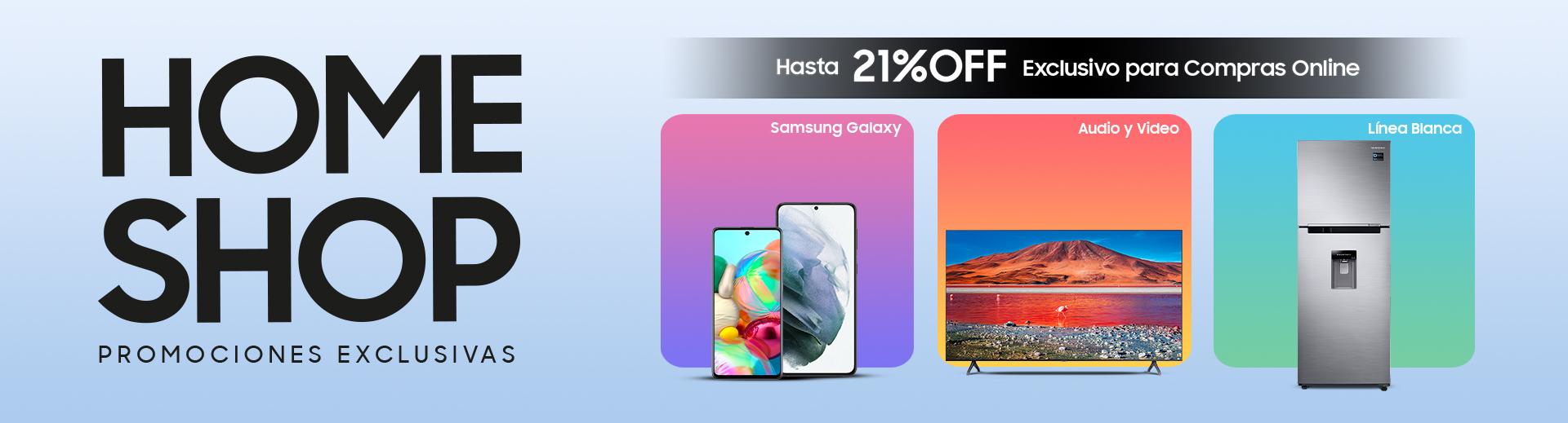 HomeShop Samsung