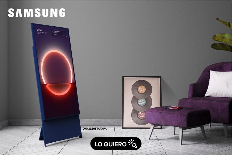 Samsung pantalla vertical