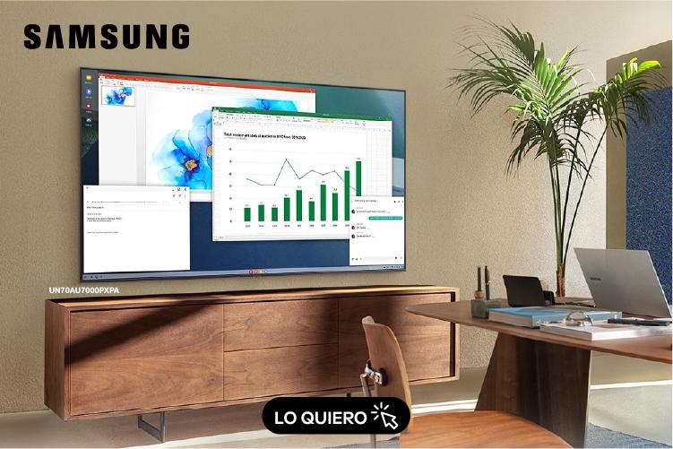 Samsung Pantalla