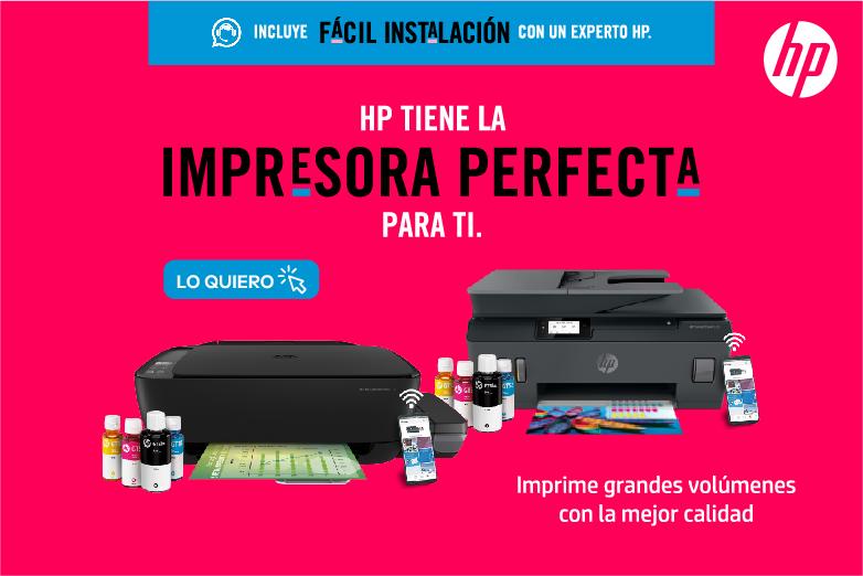 Imprime HP --/--